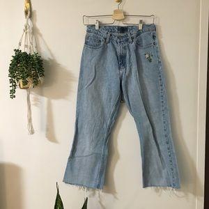 Jeans - Vintage Embroidered Jeans